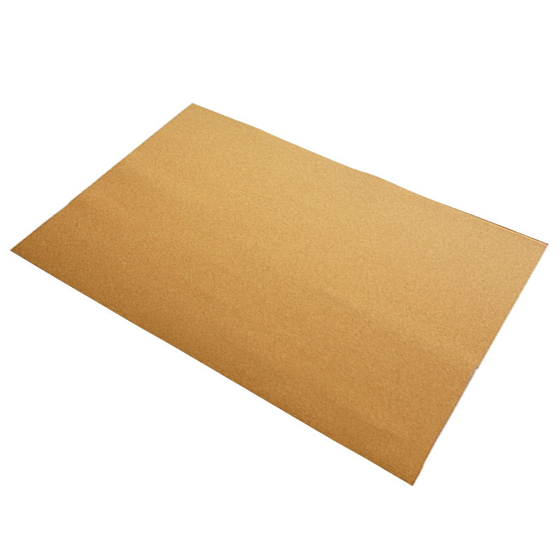 large 1mm laser cork 600mm 400mm sheet
