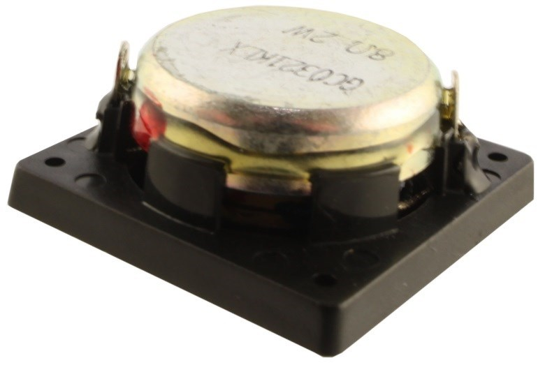additional 4w 8ohm 32mm subminiature high power speaker