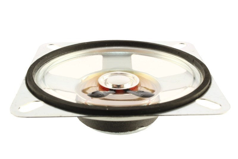 large 2w 8ohm 66mm square mylar cone speaker