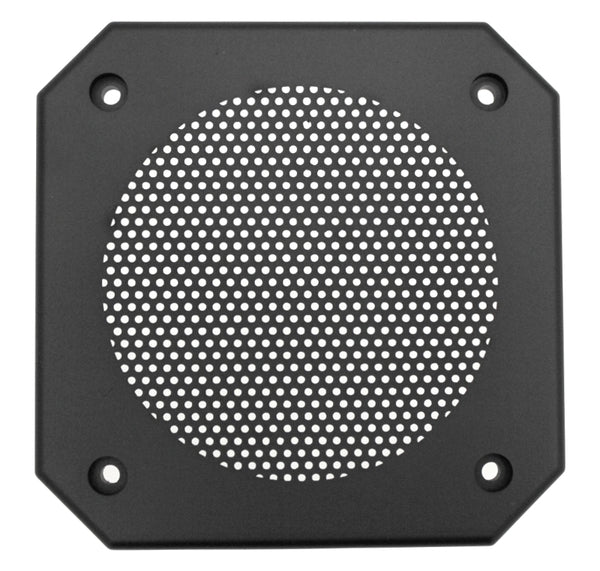large 100mm protective speaker grill square