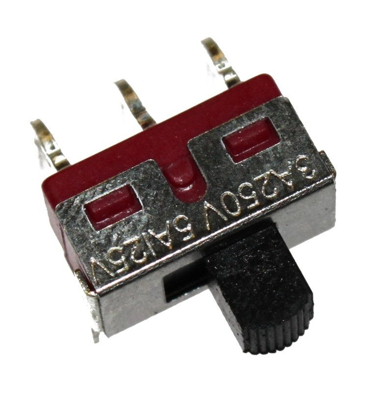 large miniature pcb spdt high current slide switch