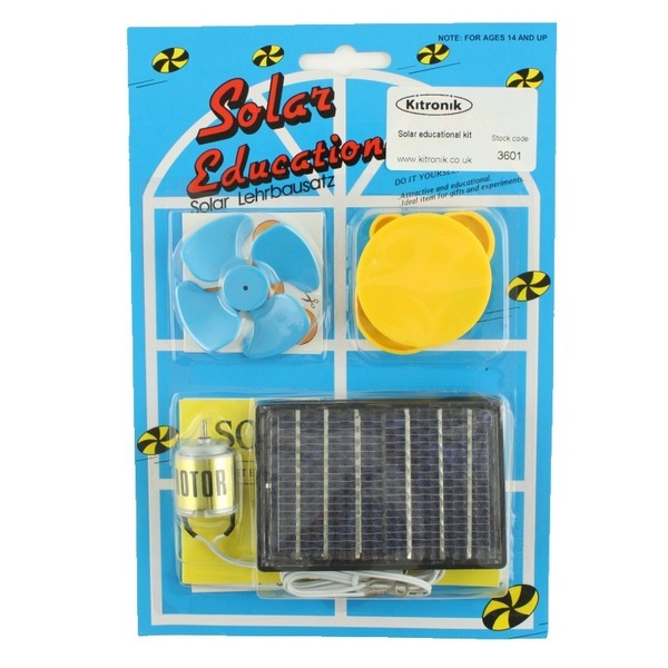 large solar education kit
