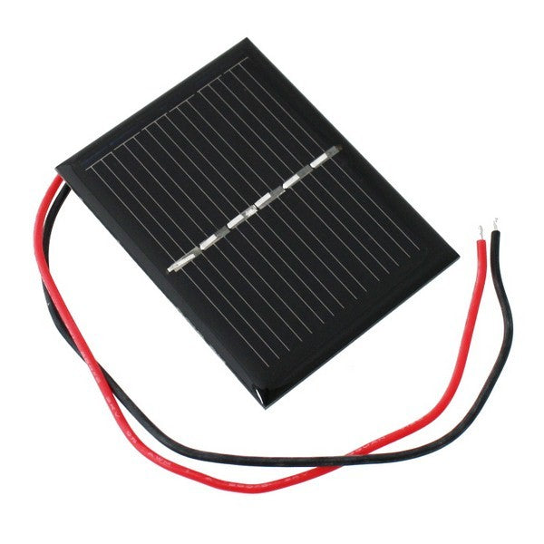 large 3v 100ma solar cell