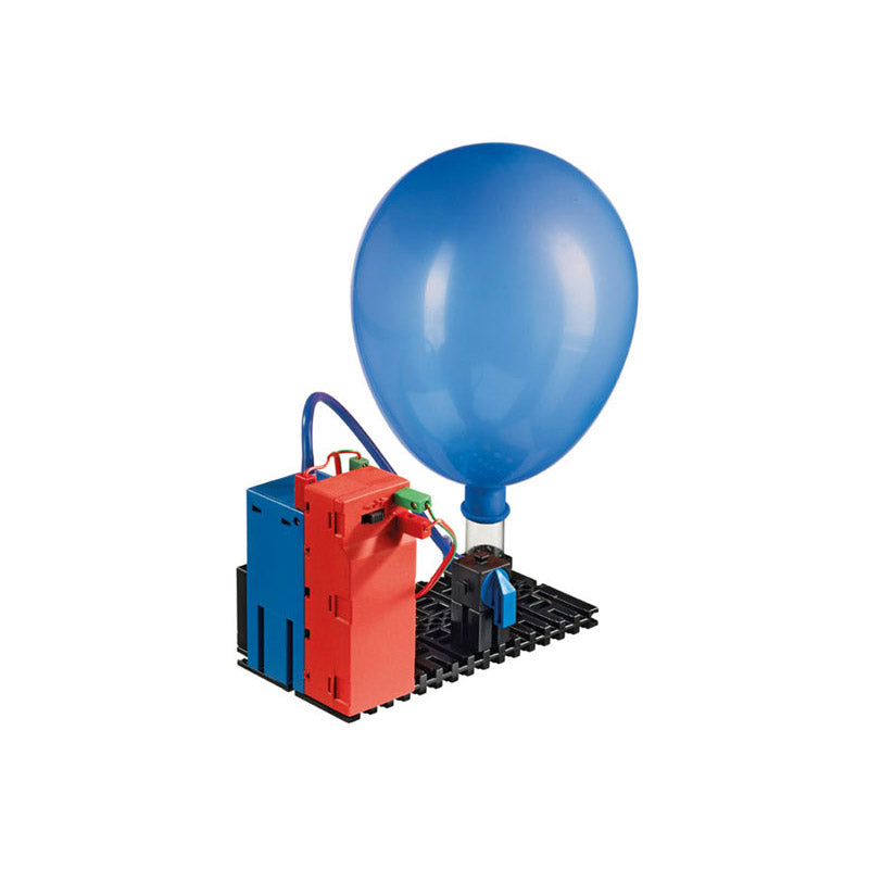 additional fischertechnik pneumatics stem balloon inflator