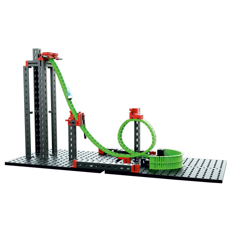 additional fischertechnik physics stem gravity slide