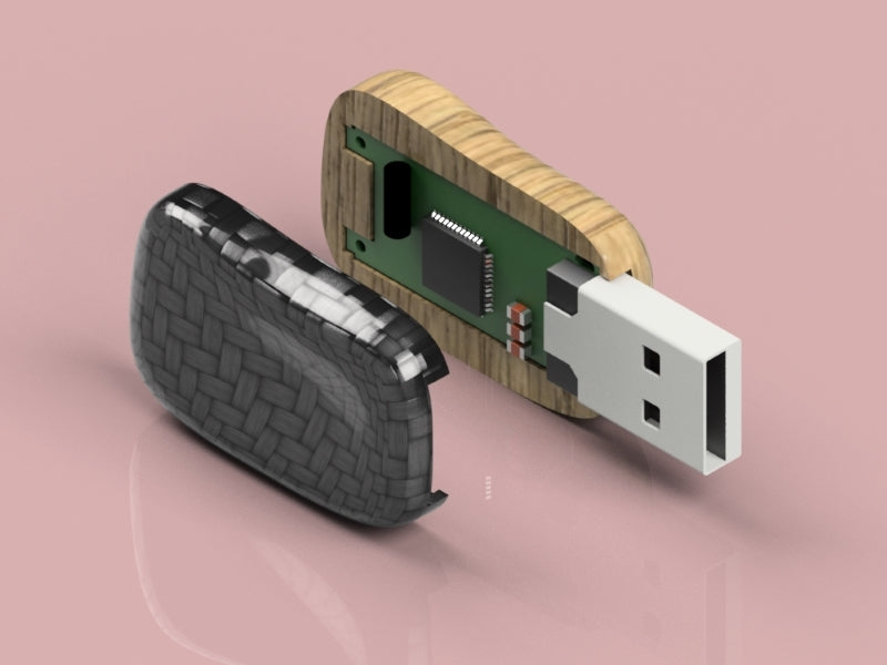 additional uncased usb memory stick 2gb autodesk fusion2