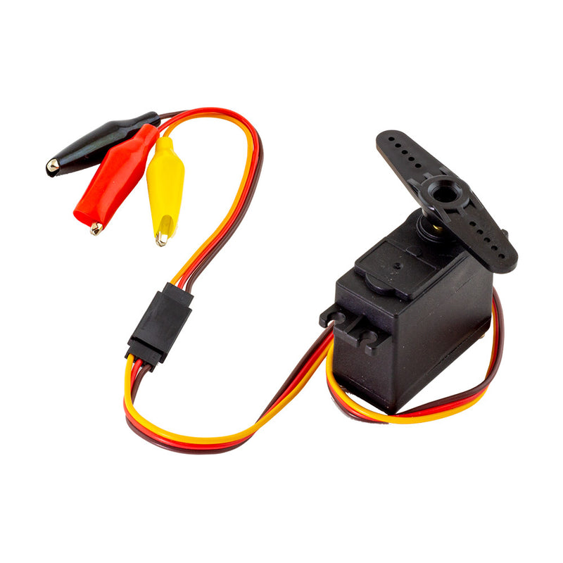 Servo to Crocodile Clip Adapter Cable