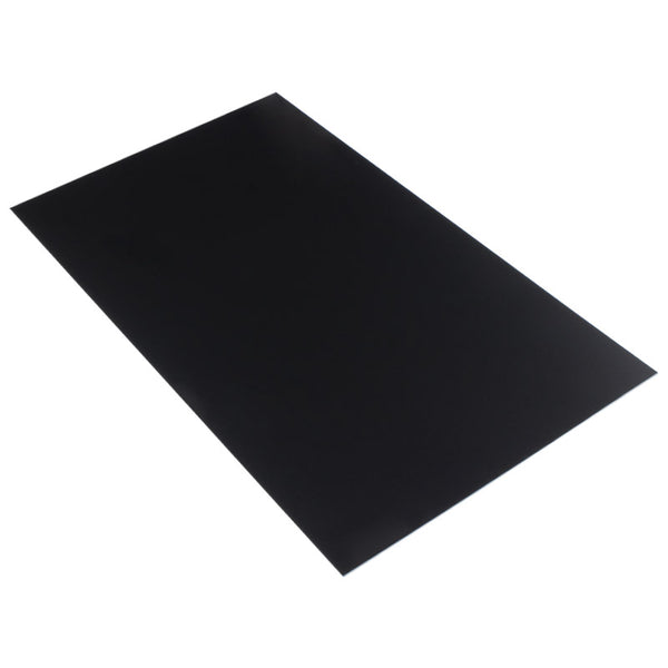 Chalk Board Effect Laser Acrylic 1.5mm x 600mm x 400mm