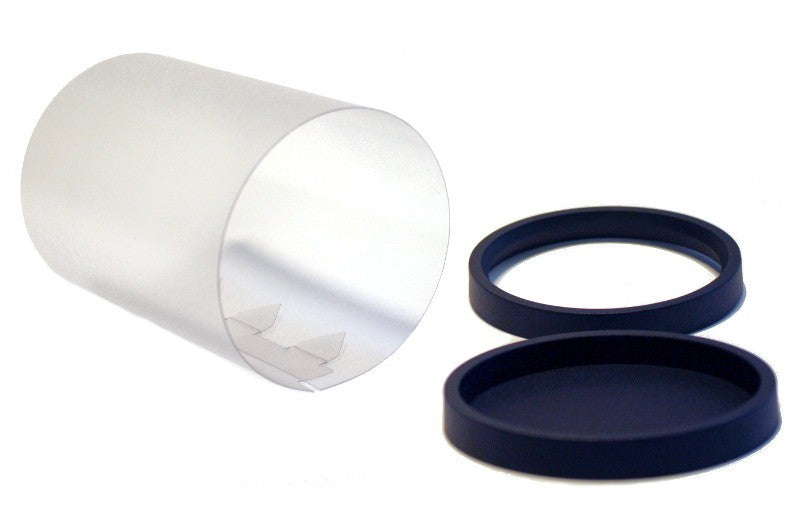 large pen pot base cap pvc sheet