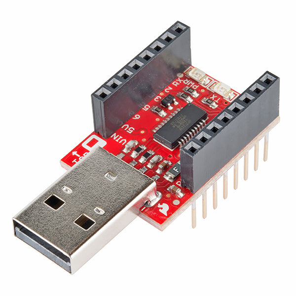 large sparkfun microview usb programmer