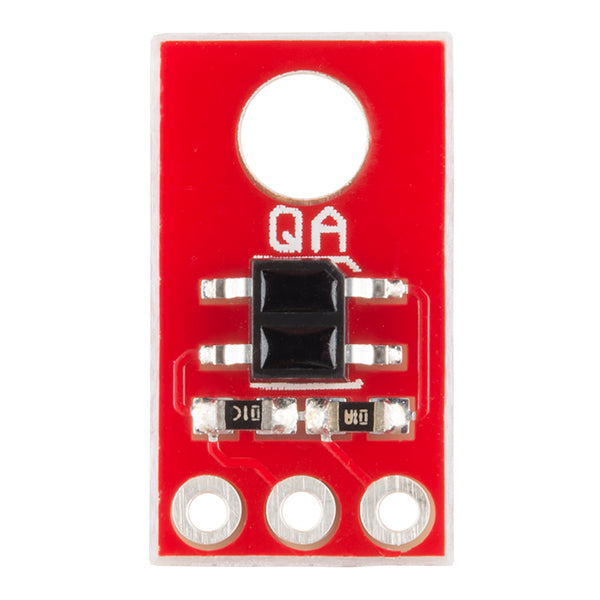 additional sparkfun line sensor breakout qre1113 analog front