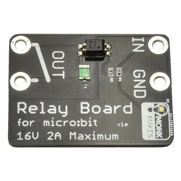 large monkmakes relay board microbit