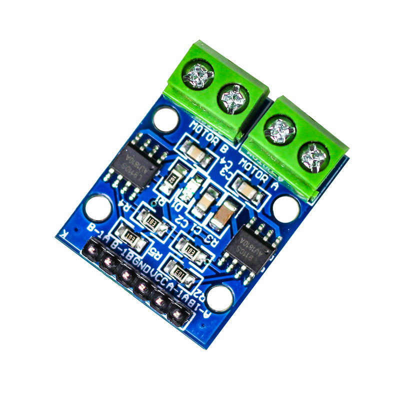 additional l9110s 2 channel motor driver 2.5v 12v h bridge stepper motor 1