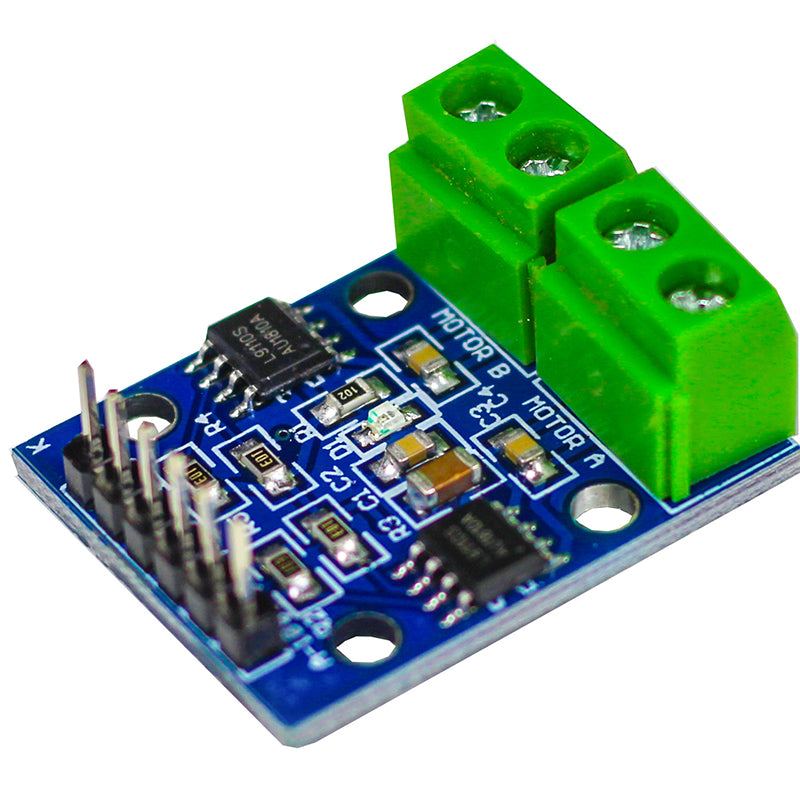 additional l9110s 2 channel motor driver 2.5v 12v h bridge stepper motor 3