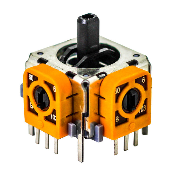 large thumb joystick potentiometer