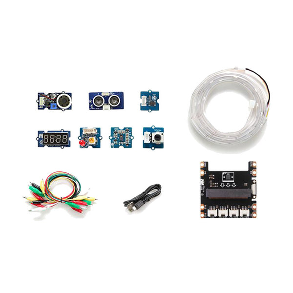 large seeed grove microbit inventors kit