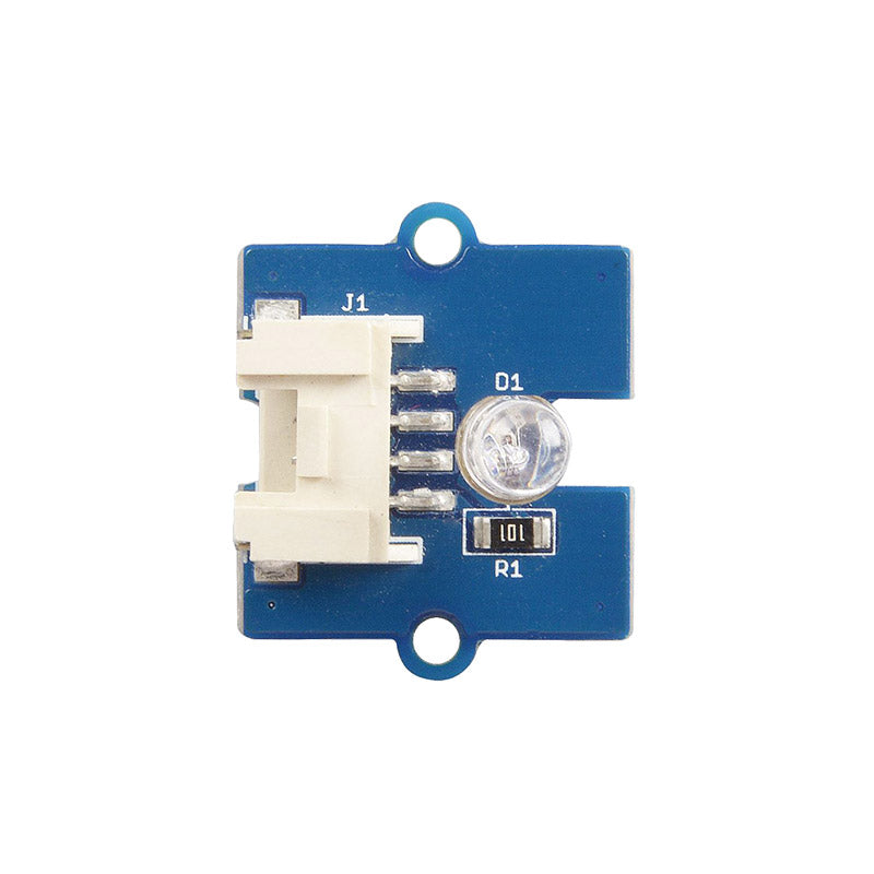 additional 1 seeed grove multicolour flashing led module
