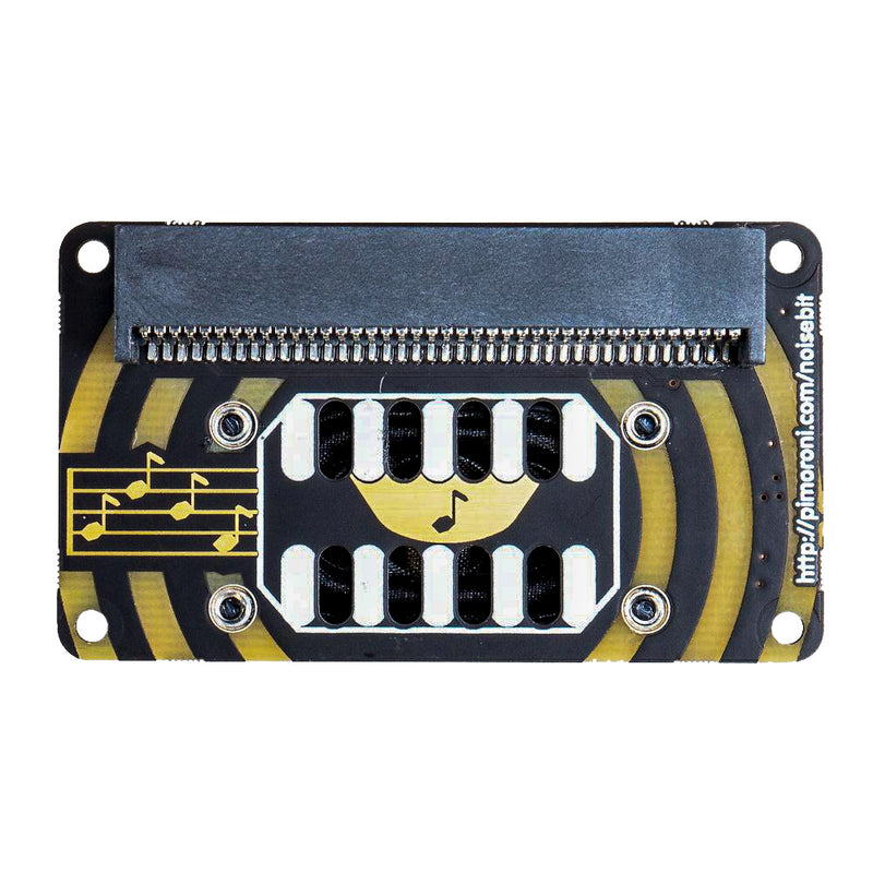 Pimoroni - noise:bit add on for micro:bit