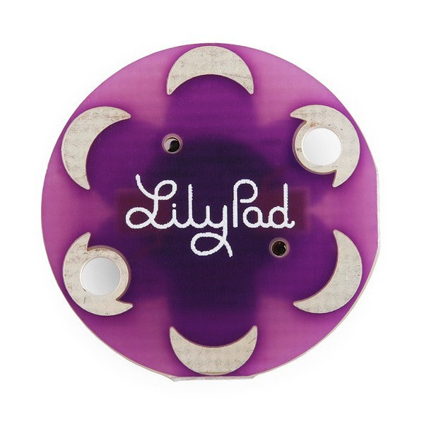 additional lilypad buzzer back