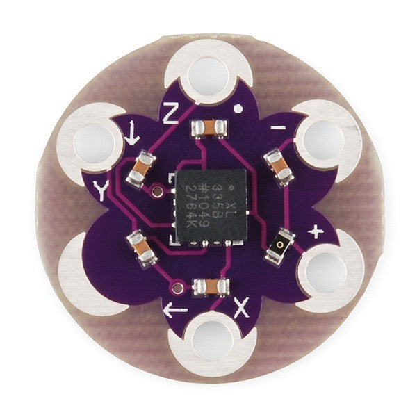 additional lilypad accelerometer front