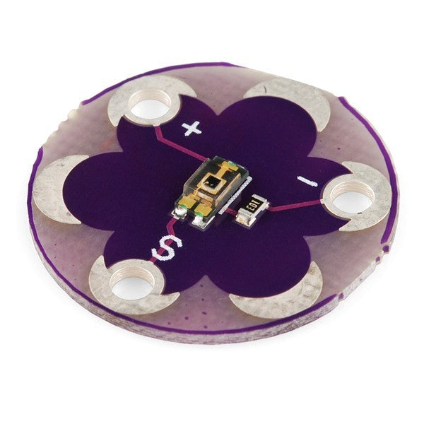 large lilypad light sensor