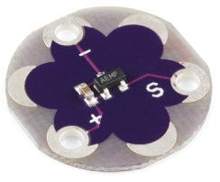 large lilypad temperature sensor