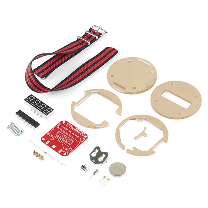 additional big time watch kit parts
