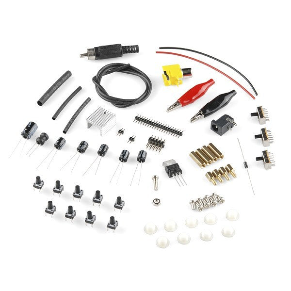 additional digital oscilloscope DIY kit parts