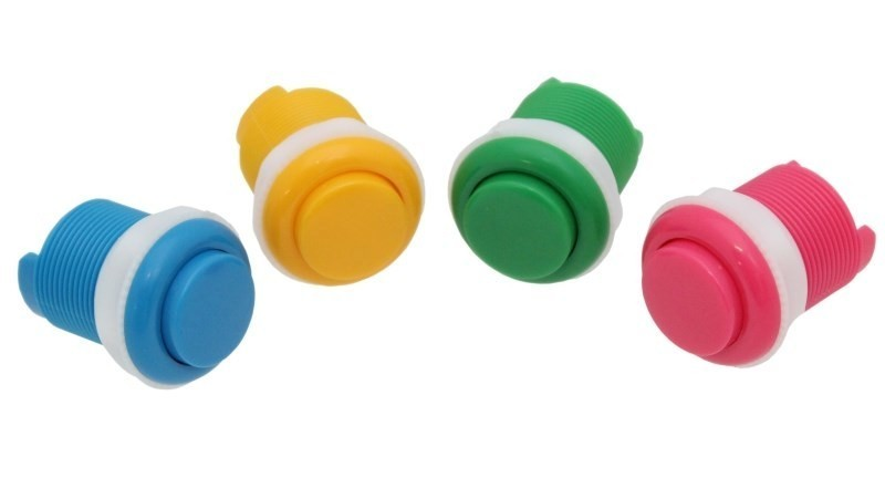 additional 33mm push button group