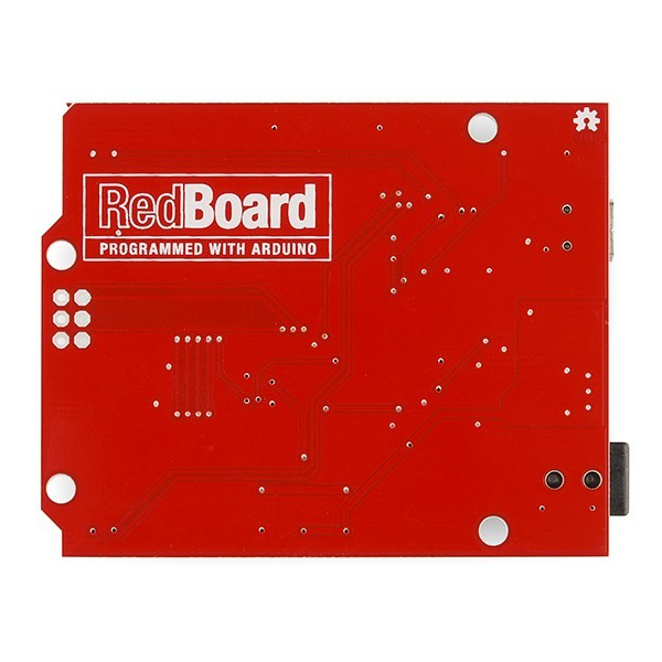 additional redboard programmed with arduino
