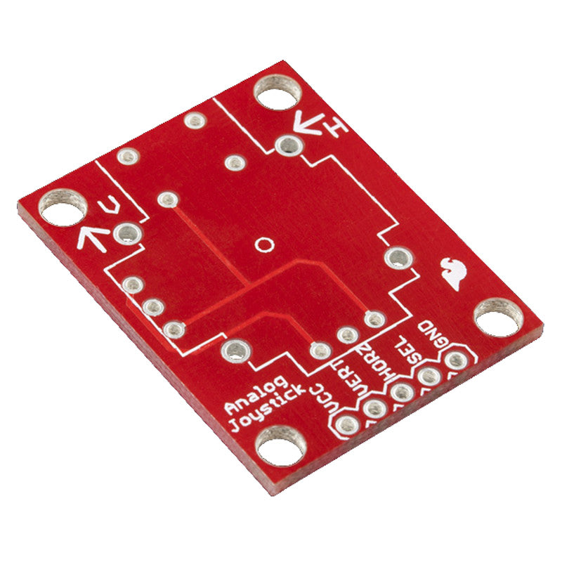 large thumb joystick breakout board