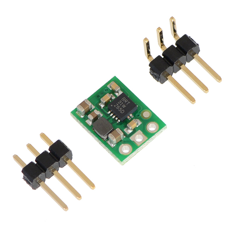 large 5v step up regulator