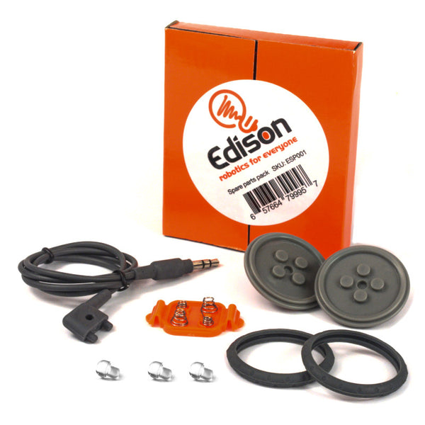 large edison robot spares pack