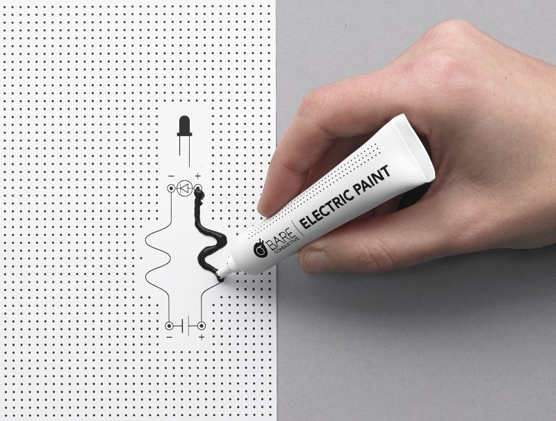 additional bare conductive paint 10ml