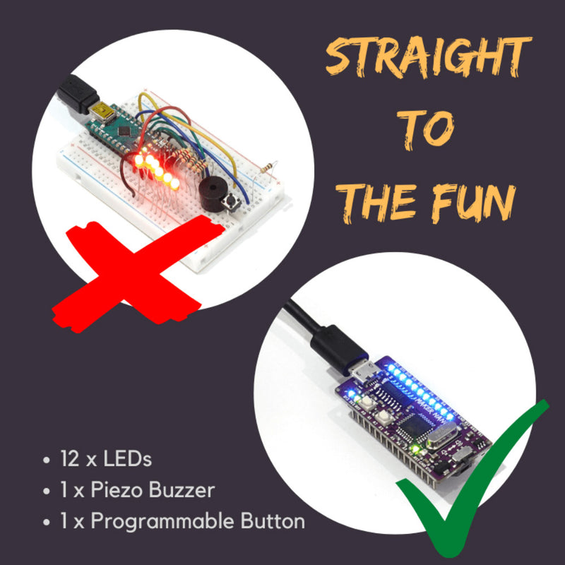 Maker Nano - Simplifying Arduino for Projects