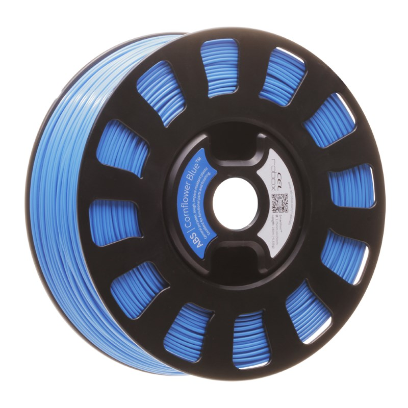 large blue abs filament robox smartreel