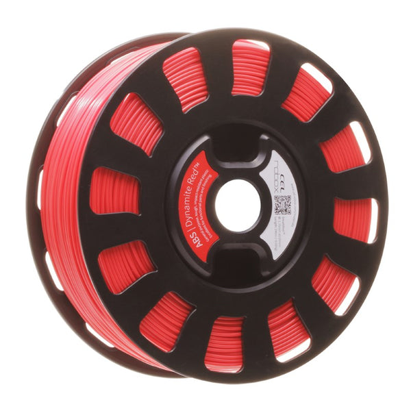large red abs filament robox smartreel