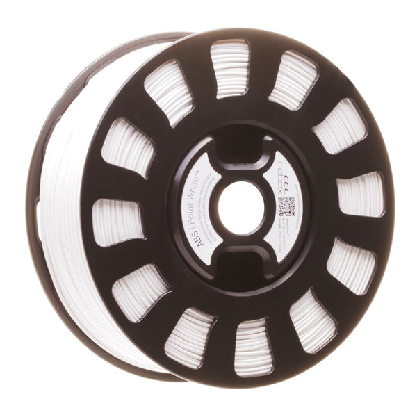 large white abs filament robox smartreel