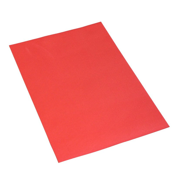 large red polyethylene foam sheet 2mm x 600mm x 400mm