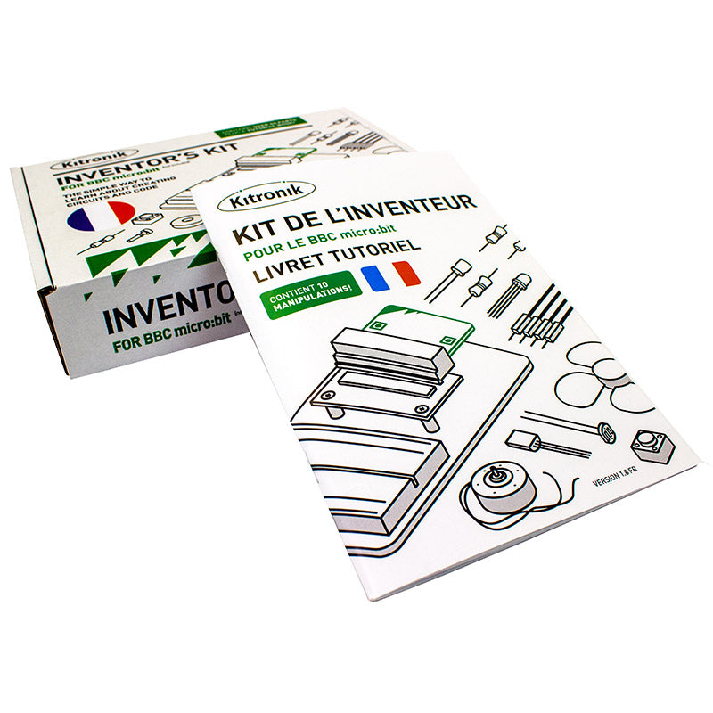FR20 additional inventors kit for the bbc microbit pack of 20