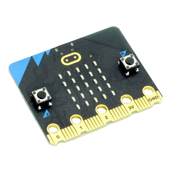 micro:bit V2 board only angled