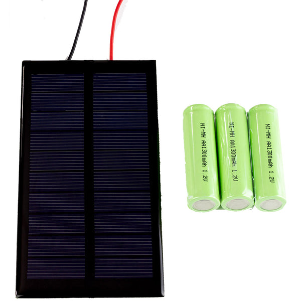 solar powered add on for smart greenhouse kit parts