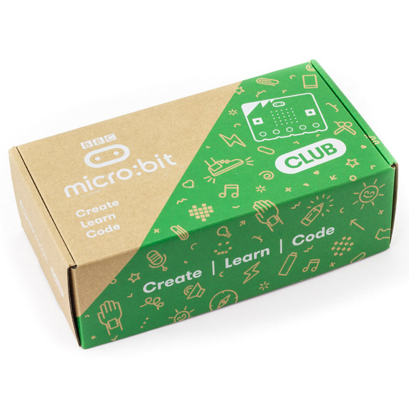 BBC micro:bit V2 - Club Box (pack of 10)