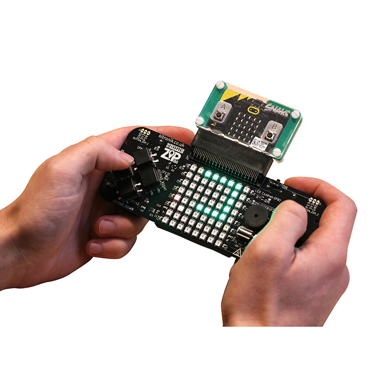 additional game zip 64 microbit console play
