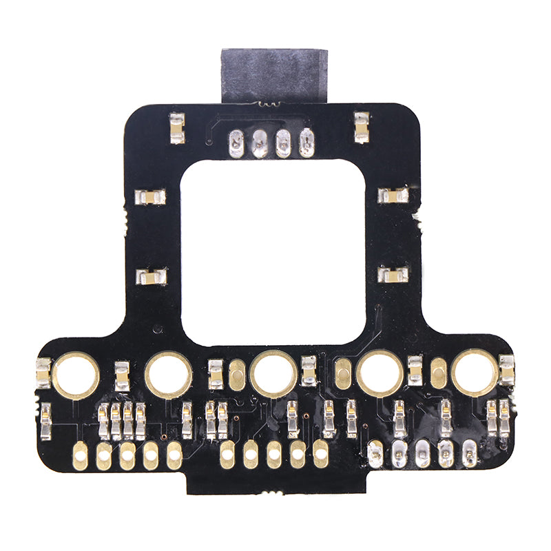 additional sensor interface board move mini microbit back