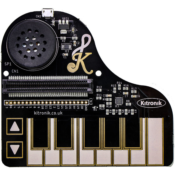 large klef piano bbc microbit front