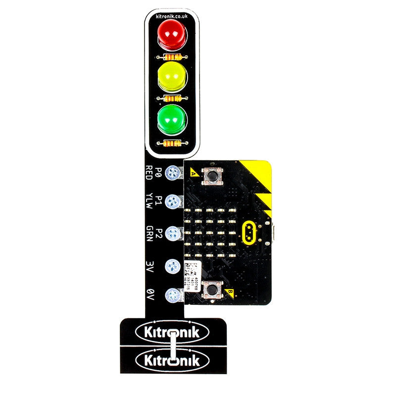 additional stop bit kit microbit pedestrian crossing
