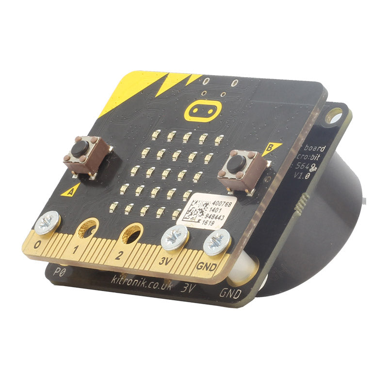additional mi sound speaker microbit cr2032 angled