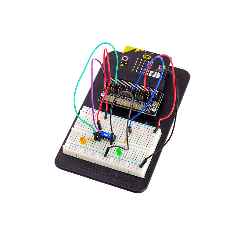 additional 2 digital logic pack inventors kit microbit protoyping