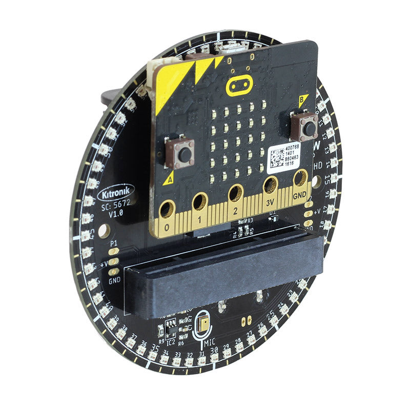 additional 2 kitronik halo hd microbit insert